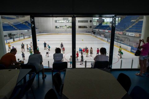 hobbi jégkorong csapat