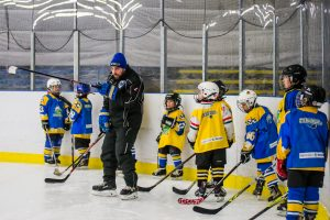 jégkorong oktatás gyerekeknek