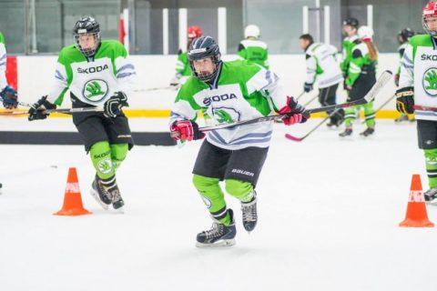 jégkorong csapat gyerekeknek