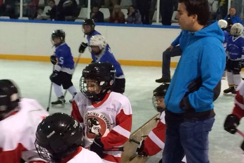 hobbi jégkorong verseny