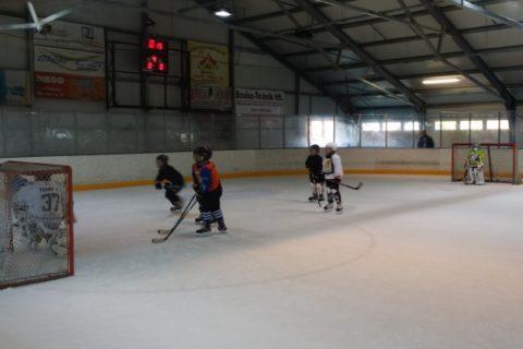 hobbi jégkorong edzés