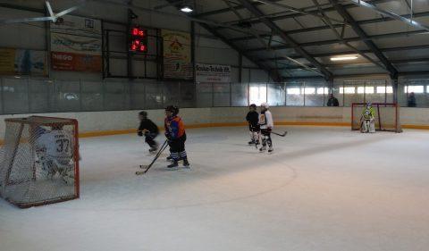 kezdő jégkorong oktatás