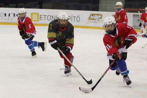 Kiélezett küzdelmeket és fantasztikus hangulatot hozott a két napos Tüske Kupa, amit a Kanadai Magyar Hokiklub szervezett március 17-18-i hétvégén a Tüskecsarnokban.