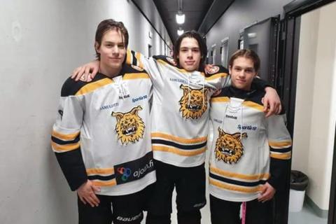 Finnországban az óbudai Gepárdok